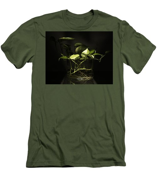 From The Bottom Men's T-Shirt (Athletic Fit)