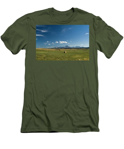 From The Prairie To The Rockies Men's T-Shirt (Athletic Fit)