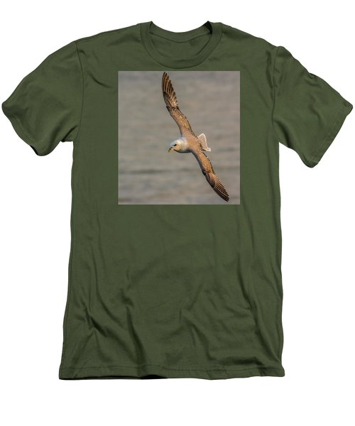 Fulmar In Flight Men's T-Shirt (Athletic Fit)