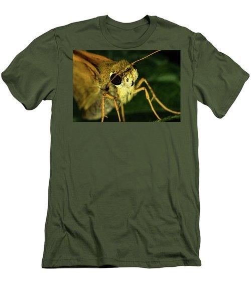 Fur Face Men's T-Shirt (Athletic Fit)