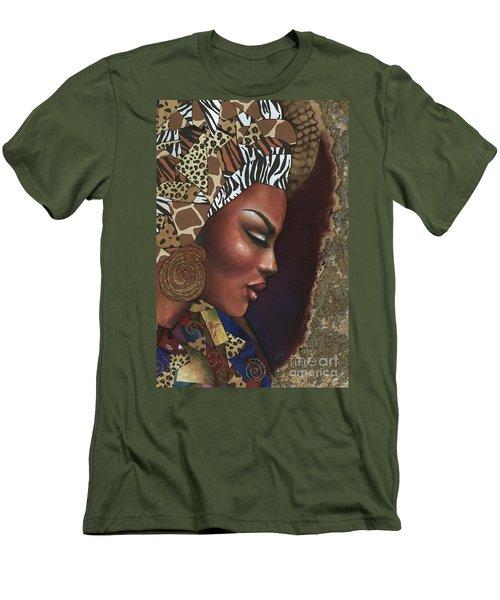 Further Contemplation Men's T-Shirt (Slim Fit)