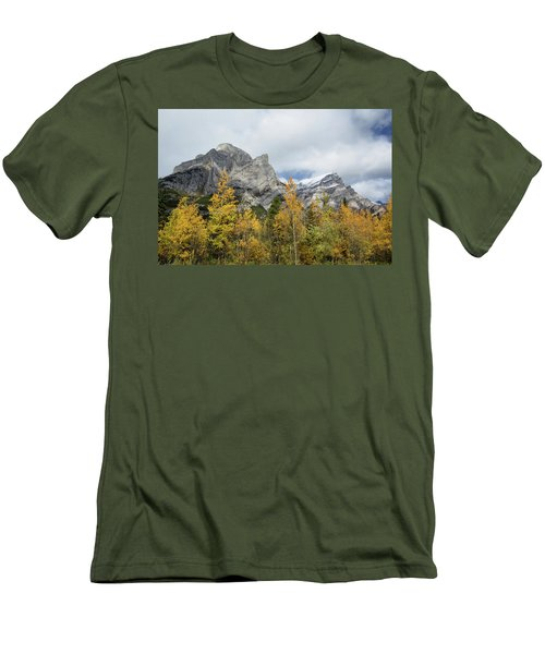 Galatea In Fall Men's T-Shirt (Athletic Fit)