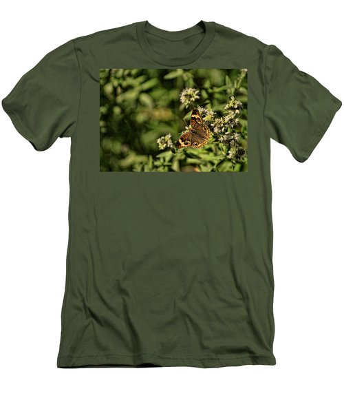 General Butterfly Men's T-Shirt (Slim Fit) by Rick Friedle