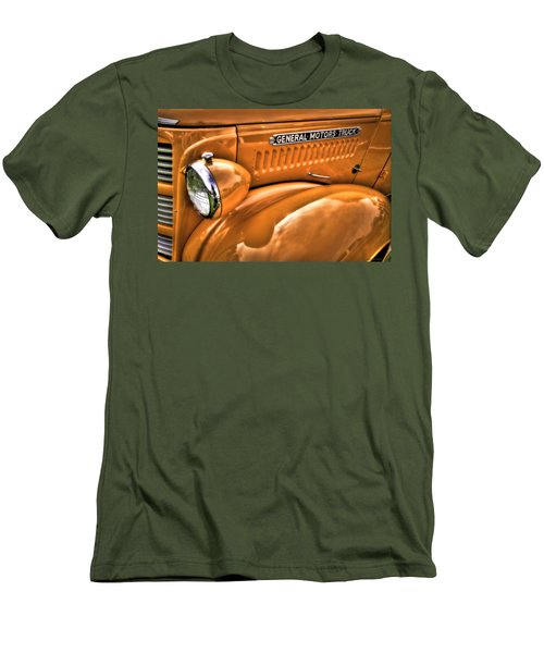 General Men's T-Shirt (Slim Fit) by Jerry Golab