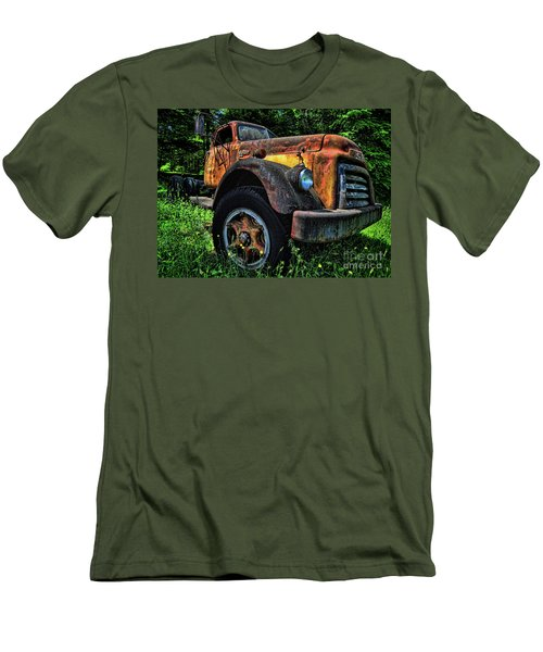 Jimmy Diesel Men's T-Shirt (Athletic Fit)