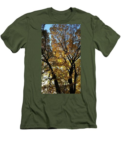 Golden Fall Men's T-Shirt (Athletic Fit)