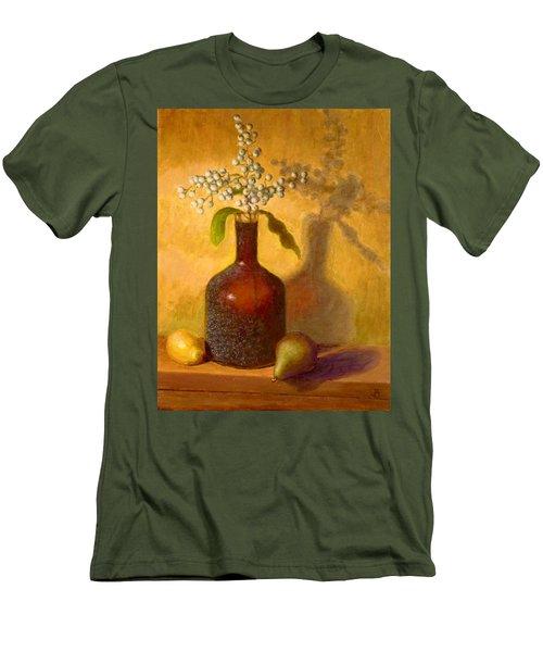 Golden Still Life Men's T-Shirt (Athletic Fit)