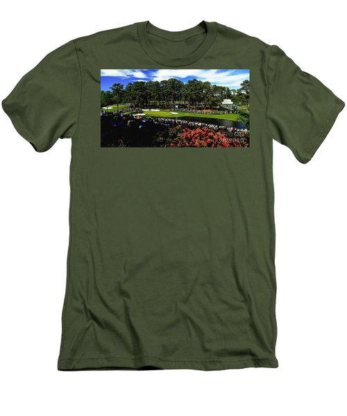 Golf Masters Men's T-Shirt (Athletic Fit)