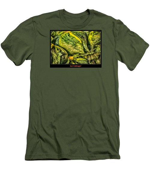 Got Cabbage? Men's T-Shirt (Athletic Fit)