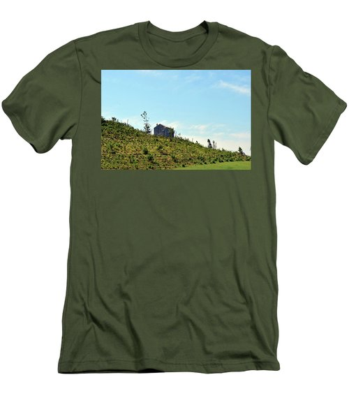Governors Island Hills Men's T-Shirt (Athletic Fit)