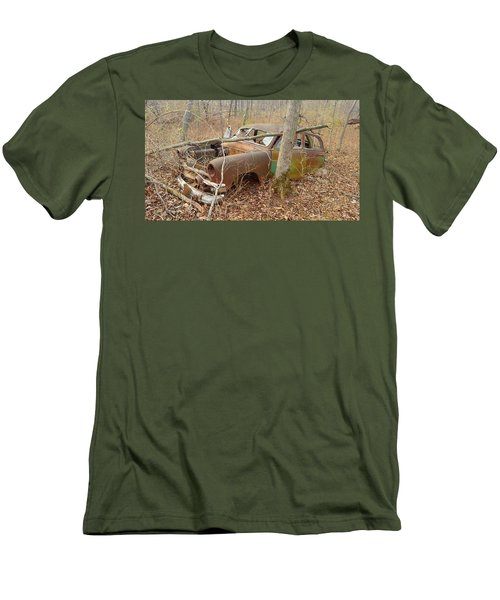 Grandpa's Ford Men's T-Shirt (Slim Fit)