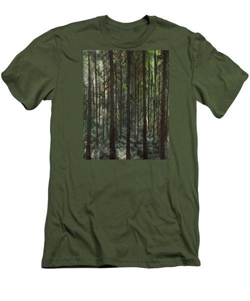 Grave Matters Men's T-Shirt (Slim Fit) by Lisa Aerts