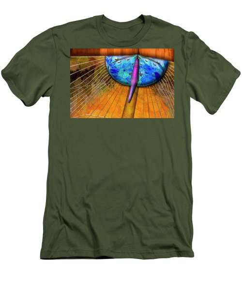 Men's T-Shirt (Athletic Fit) featuring the photograph Groovin by Paul Wear