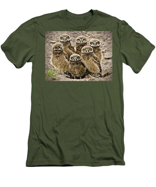 Group Shot Men's T-Shirt (Athletic Fit)