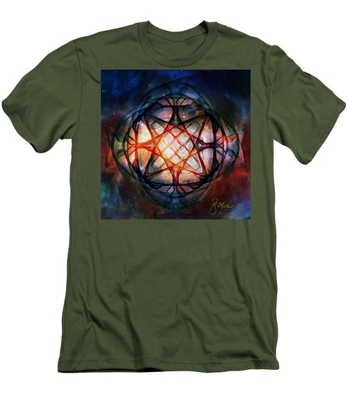 Guardian Of Light Men's T-Shirt (Athletic Fit)