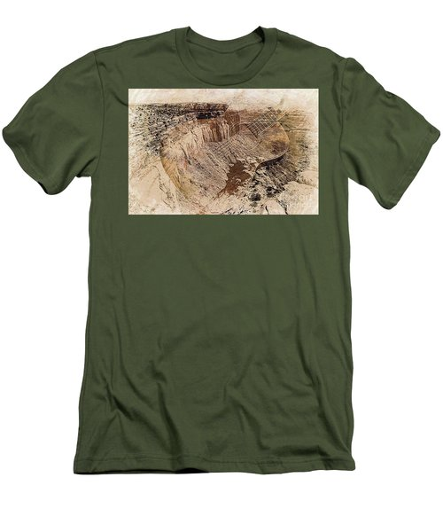 Guitar Of The West Men's T-Shirt (Athletic Fit)