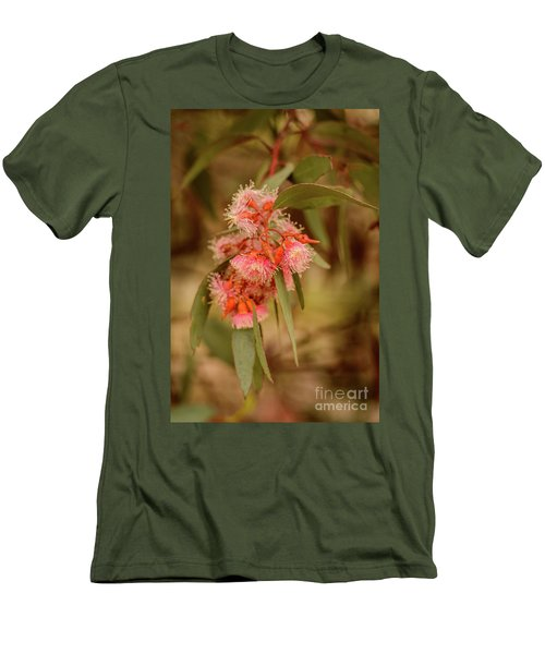 Men's T-Shirt (Slim Fit) featuring the photograph Gum Nuts 2 by Werner Padarin