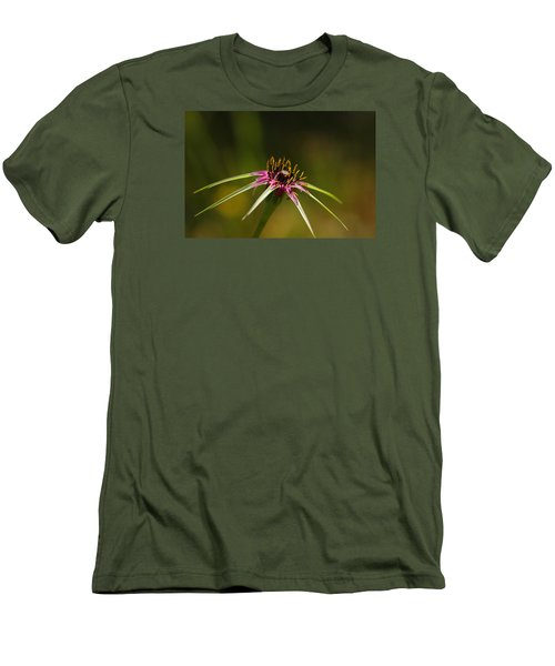Men's T-Shirt (Slim Fit) featuring the photograph Hallelujah by Richard Patmore