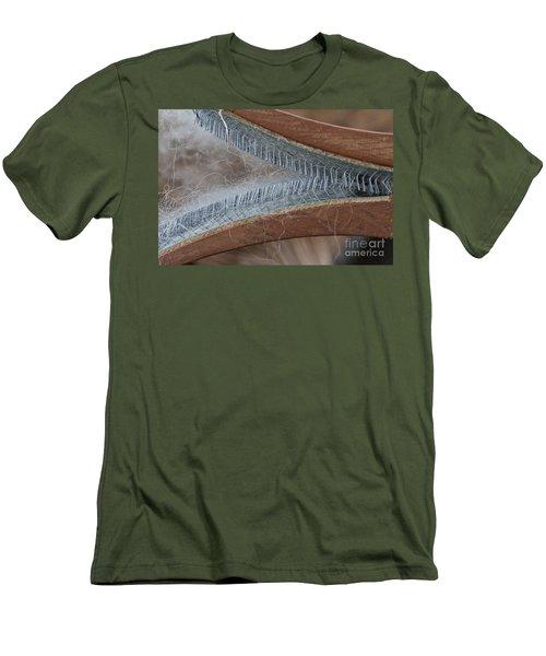 Hand Woolcarder Men's T-Shirt (Slim Fit) by Wilma  Birdwell
