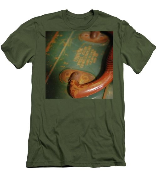 Handle On The Past Men's T-Shirt (Athletic Fit)