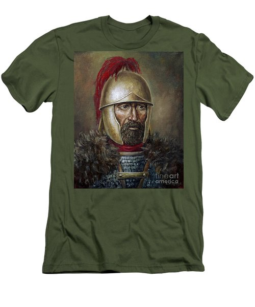 Hannibal Barca Men's T-Shirt (Athletic Fit)