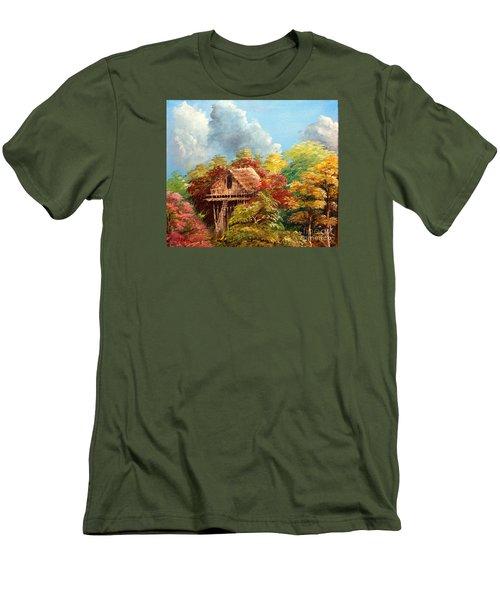 Hariet Men's T-Shirt (Athletic Fit)