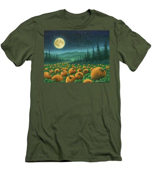 Harvest Moon 01 Men's T-Shirt (Athletic Fit)