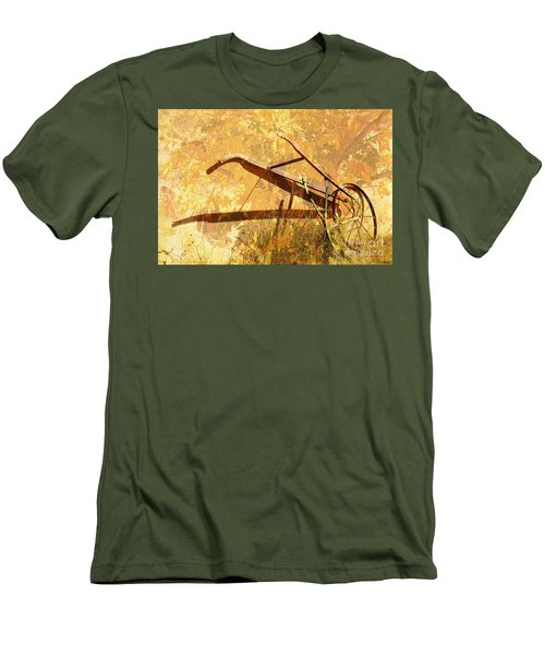 Harvest Plow Men's T-Shirt (Athletic Fit)