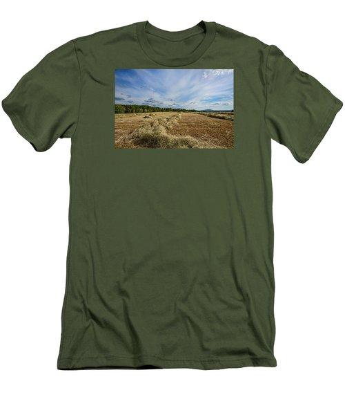 Harvest Men's T-Shirt (Slim Fit) by Susi Stroud