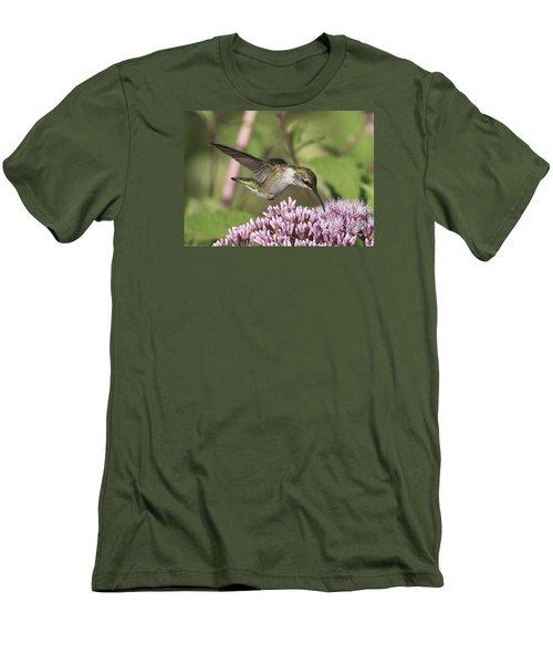 Having A Sip Men's T-Shirt (Slim Fit) by Stephen Flint