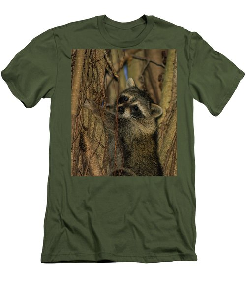 He Found My Nook Men's T-Shirt (Athletic Fit)