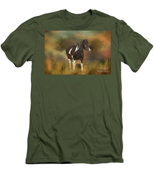 Heading For Home Men's T-Shirt (Athletic Fit)