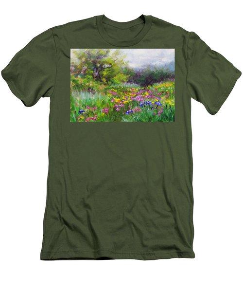 Heaven Can Wait Men's T-Shirt (Athletic Fit)