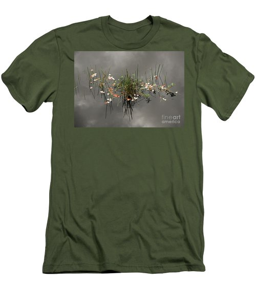 Heaven In The Swamp Men's T-Shirt (Athletic Fit)