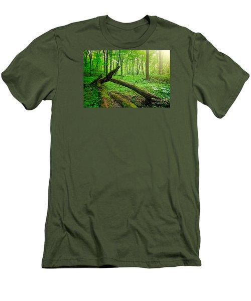 Hells Hollow Men's T-Shirt (Athletic Fit)