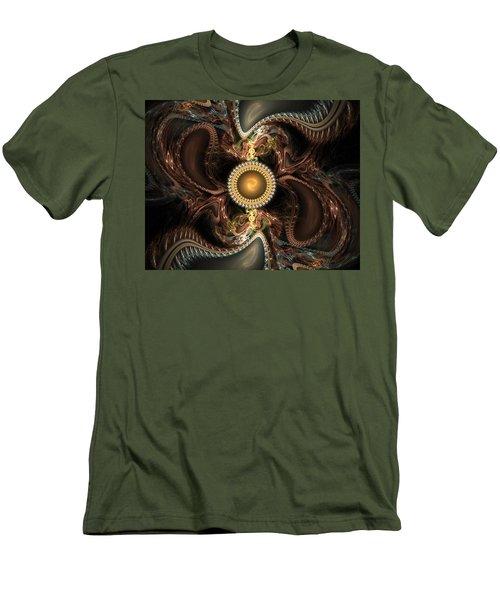 Hidden Men's T-Shirt (Slim Fit) by Ester Rogers