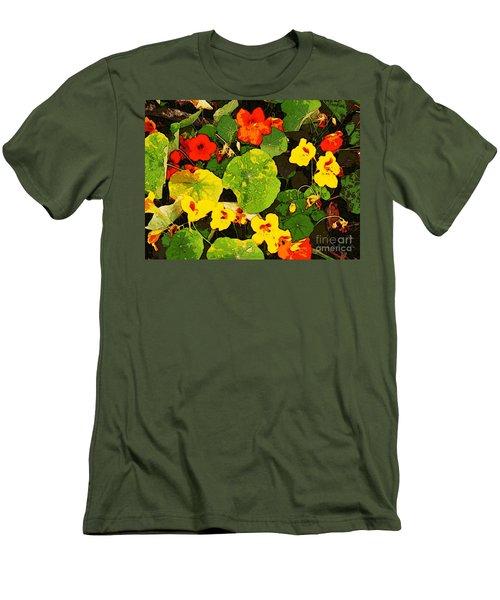 Hidden Gems Men's T-Shirt (Slim Fit) by Winsome Gunning