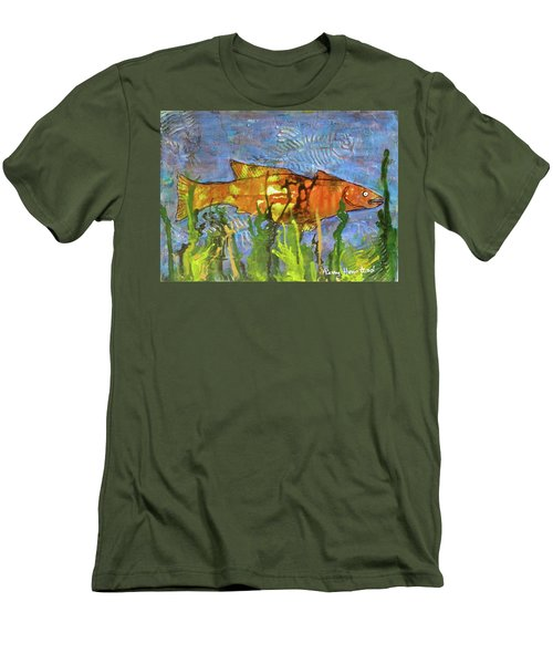 Hiding Out Men's T-Shirt (Athletic Fit)