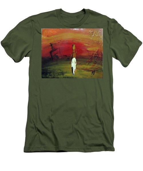 Historias Men's T-Shirt (Athletic Fit)