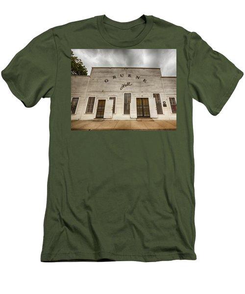 Historic Gruene Hall Men's T-Shirt (Athletic Fit)