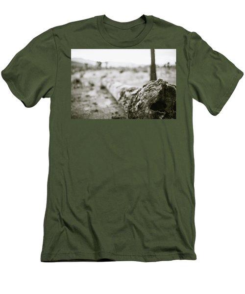 Hollow Men's T-Shirt (Athletic Fit)