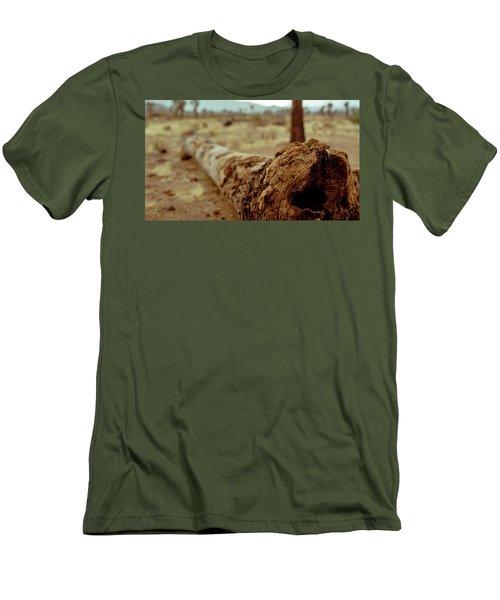 Hollow Lines Men's T-Shirt (Athletic Fit)