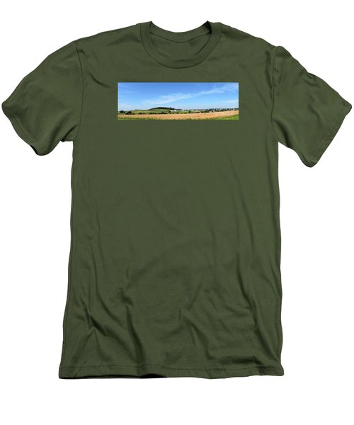 Holmes County Ohio Men's T-Shirt (Slim Fit) by Gena Weiser