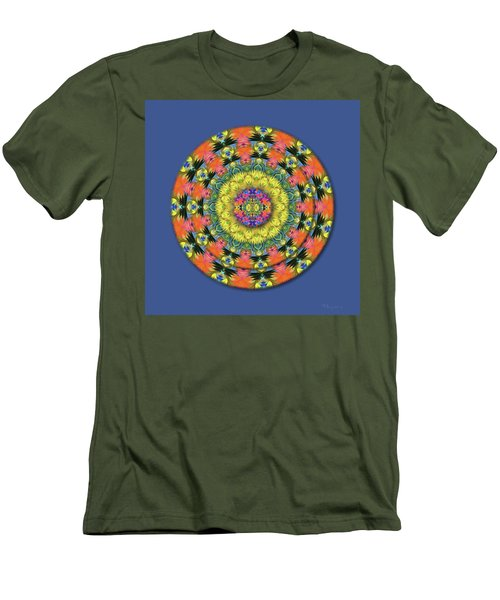 Homage To The Sun Men's T-Shirt (Athletic Fit)