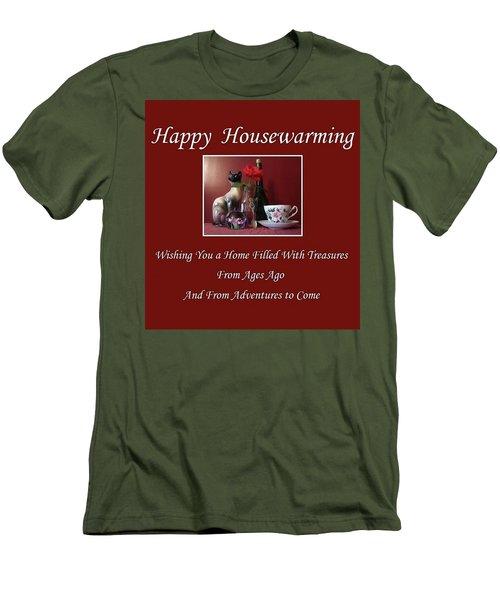 Housewarming  Men's T-Shirt (Athletic Fit)