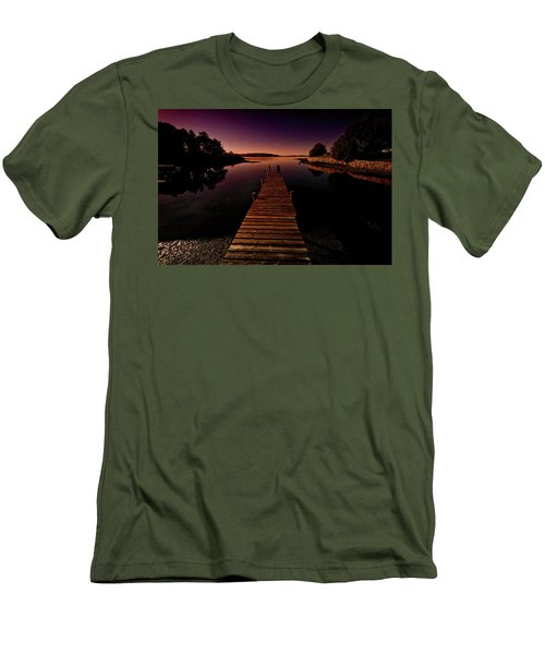 Hukodden Men's T-Shirt (Athletic Fit)