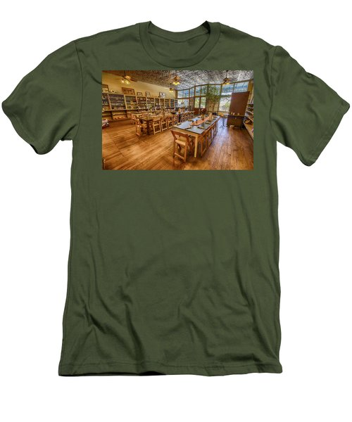 Hye Market General Store Men's T-Shirt (Slim Fit) by Kathy Adams Clark