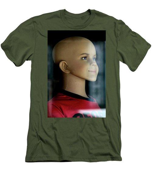 I Did It Men's T-Shirt (Slim Fit) by Jez C Self