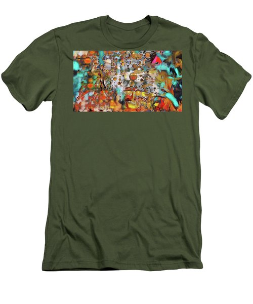 I Just Drove By Men's T-Shirt (Athletic Fit)