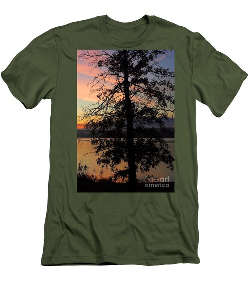 I Saw Her Standing There - Silhouette Of A Dream  Men's T-Shirt (Athletic Fit)